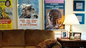 Famous Movie Poster Decorating Ideas