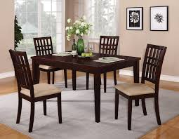 set of 4 dining room chairs affordable dining room sets interior design