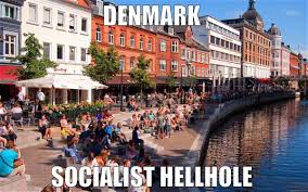 Denmark Meme - denmark socialist hellhole quickmeme