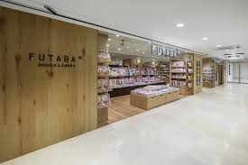 futaba store by space co retail design