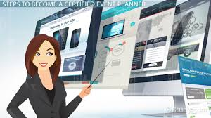how to become a event planner how to become a certified event planner