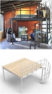 Bedroom Loft Design Plans Best 25 Mezzanine Loft Ideas On Pinterest Mezzanine Mezzanine