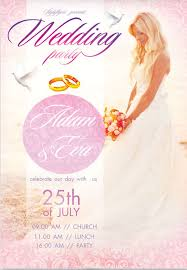 wedding flyer 40 free must wedding templates for designers free psd