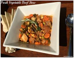 slow cooker fresh vegetable beef stew slowcookermeals food fun