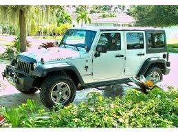 2007 jeep unlimited rubicon 2007 jeep wrangler unlimited rubicon suvs dade city florida