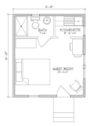 make a house plan small house plan for outside guest house make that a murphy bed