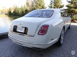 bentley mulsanne 2017 2017 bentley mulsanne in dublin oh united states for sale on