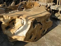 tree stump coffee table for sale