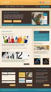 tutorial css design convert a warm cheerful web design to html and css