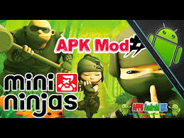 mini ninjas apk mini ninjas apk mod ilimitado