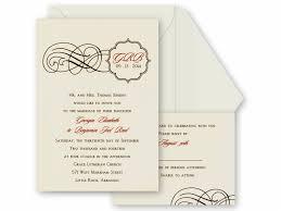 civil wedding invitation wording samples second wedding invitation