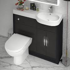 all in one toilet and sink unit hacienda 1000 combination bathroom unit rh colour options buy