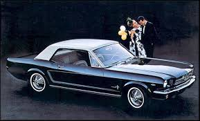 ford mustang history timeline 1964 1 2 mustang history ford mustang timeline