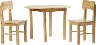 Kids Wood Table And Chair Set Gift Mark Kids 3 Piece Table And Chair Set U0026 Reviews Wayfair
