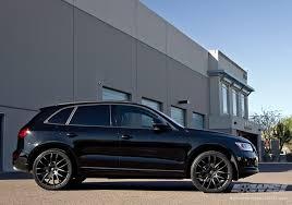 audi q5 rims and tires 2012 audi q5 with 22 giovanna kilis in matte black wheels wheel