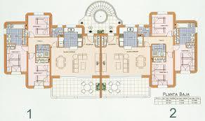 spanish villa floor plans monte pego villas stunning house plans