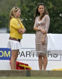 kate middleton watches polo at englefield house pictures getty
