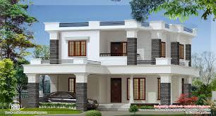 new house design kerala style feet bedroom flat roof villa house design plans dma homes gable