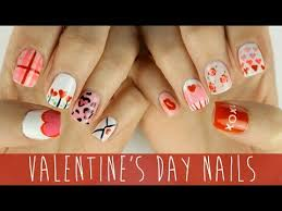 tutorial nail art one direction one direction nail art tutorial 1d boy band kpop french tip nail