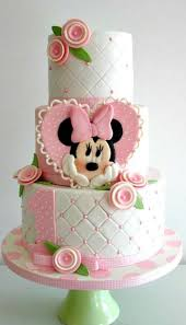 minnie mouse cakes diy minnie mouse cake with beautiful decoration for