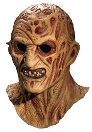 halloween baby face mask freddy krueger latex mask