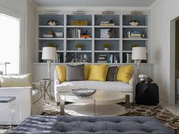 Custom Living Room Furniture Beautiful Living Rooms With Built In Shelving