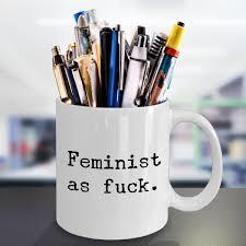office coffee mugs amazon com feminist coffee mug feminist as mug 11 oz