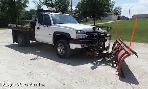 2007 chevrolet silverado 3500 flat dump bed pickup truck i