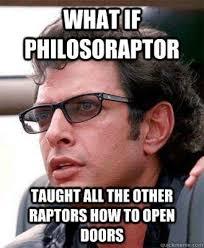 Jeff Goldblum Meme - what if jeff goldblum kill the hydra