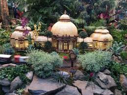 Botanic Garden Bronx by The Ny Botanical Garden In Miniature Picture Of New York
