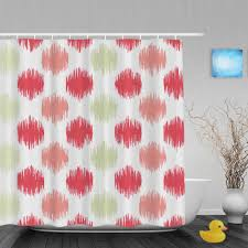 online buy wholesale ikat fabric from china ikat fabric geometric pattern home decor bathroom shower curtain based on ikat fabric shower curtains waterproof polyester fabric