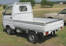 mitsubishi mini trucks 1992 mitsubishi mini pickup truck item a3675 sold augus