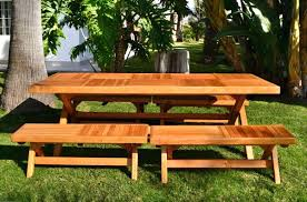 Red Cedar Octagon Walk In Picnic Table by Octagonal Picnic Tables Images Table Design Ideas