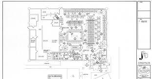 Restaurants Floor Plans by Plans Fairfield Retail