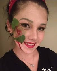 Mickey Mouse Makeup For Halloween by 28 Poison Ivy Makeup Designs Trends Ideas Design Trends