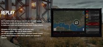 pubg replay controls how to use replay controls in playerunknown s battlegrounds