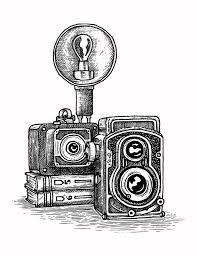21 best vintage camera drawings images on pinterest vintage
