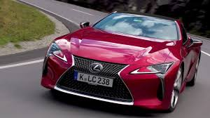 lexus pink 2018 lexus lc eu spec youtube
