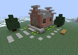 small house minecraft small brick house screenshots show your creation minecraft