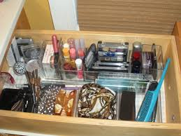 hair and makeup organizer make up and hair accessories drawer organizers bought at target