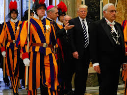 trump pope francis trump just met with pope francis u2014 one of his highest profile
