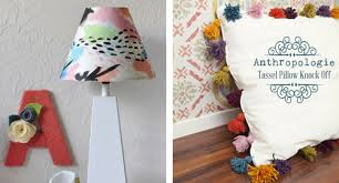 Do It Yourself Home Decorations Do It Yourself Home Décor Branded Item Knock Off Inspiration