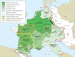 Holy Roman Empire Map Ap World History Charlemagne And The Holy Roman Empire