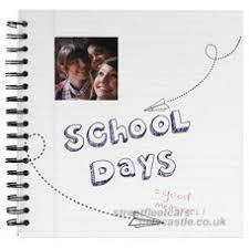 spiral bound photo album mbi 8 5x8 675 inch school days spiral bound photo album 850018