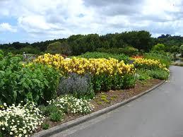 New Zealand Botanical Gardens Botanic Gardens Manukau Island New Zealand 014