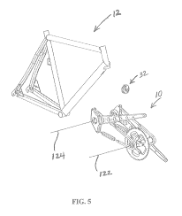 patent us8632089 mechanism for converting reciprocal motion to