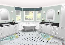 Luxury Bathroom Created With Interior Design For Ipad App