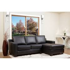 Abbyson Sectional Sofa Buy Abbyson Living Beverly Bonded Leather Sectional Sofa From
