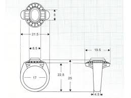 technical drawing for jewellery