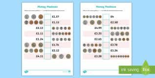 ks2 money primary resources ks2 money money coins page 1